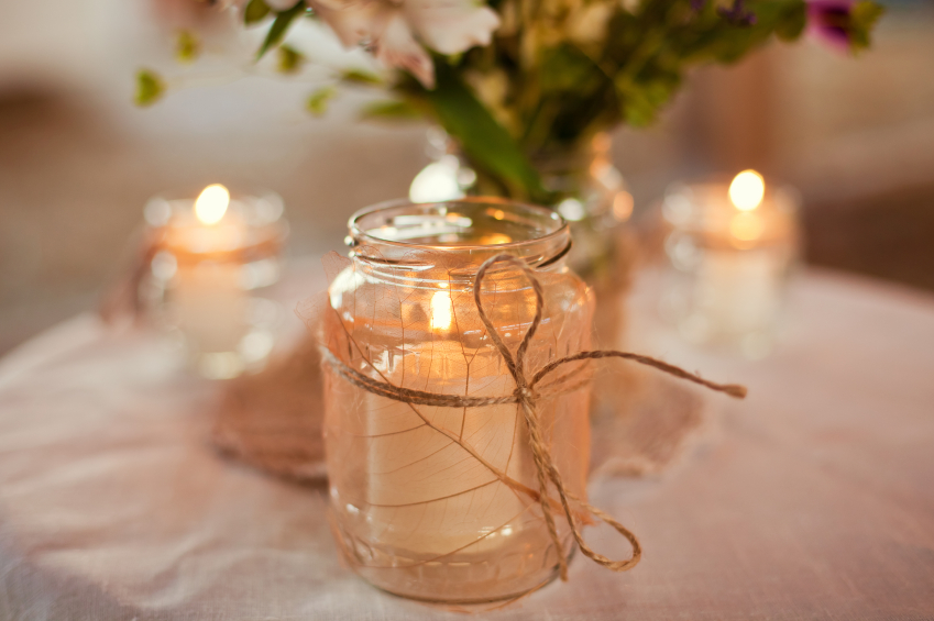 Try This Easy Diy Mason Jar Candle